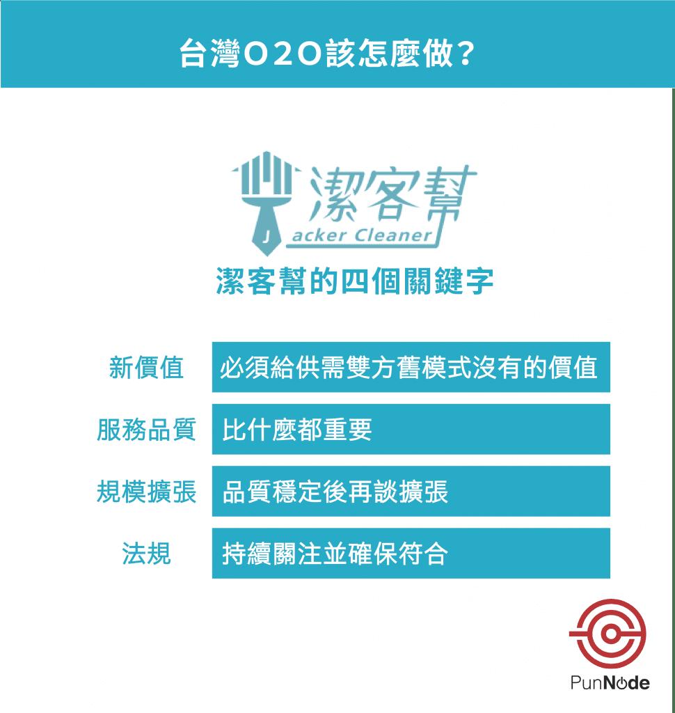 台灣O2O該怎麼做?