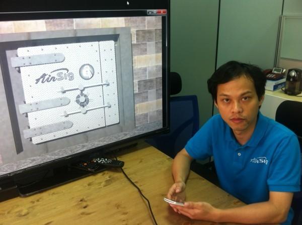 AirSig 共同創辦人/CEO 陳柏愷