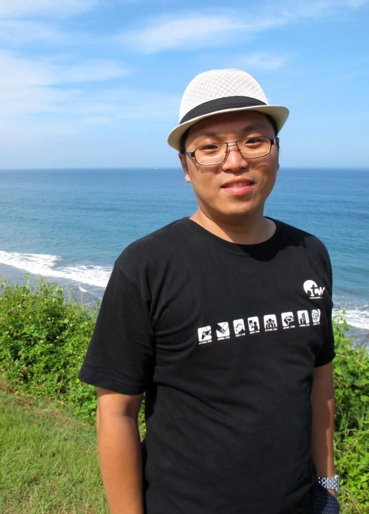 本屆 PHPConf Taiwan 總召 Firch