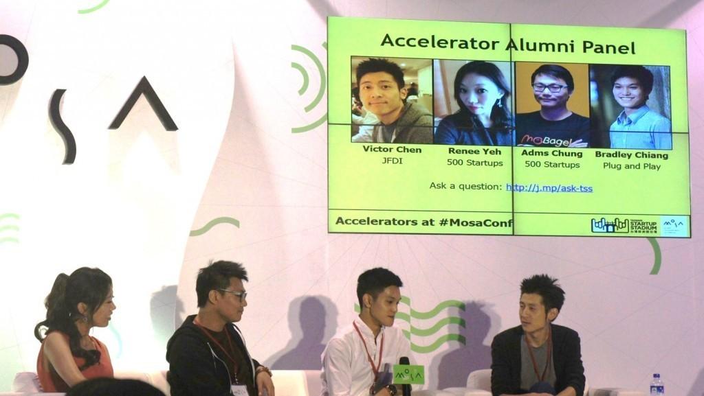 MOSA 邀請曾參與國外加速器的創業家們分享經驗