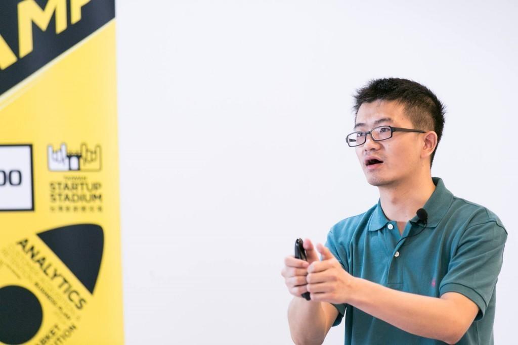 圖片來源:500 Startups BIG Camp