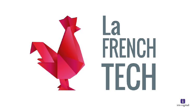 Nicolas 說:「就是這隻紅色公雞,法國政府科技發展政策的象徵。」