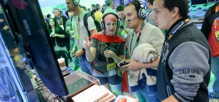 電玩展系列報導(一)/來,你來!PanX 帶你巡迴全球大型電玩展盛會