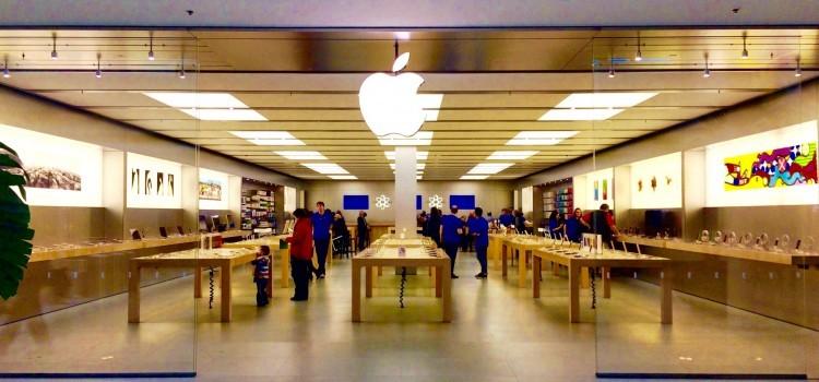 Apple 專題(四)/你所不知道的 Apple Store:細節的惡魔藏在商店中