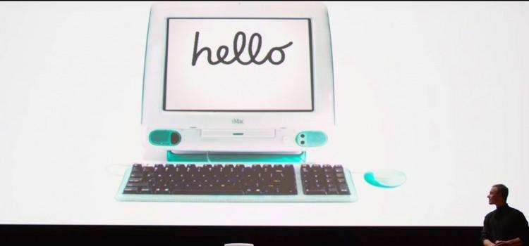 Apple 專題(一)/細數蘋果歷年產品:暮然回首,蘋果正從未來向我們招手