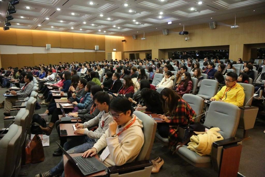 本年度的 ECX 電子商務經驗設計論壇於張榮發基金會舉辦