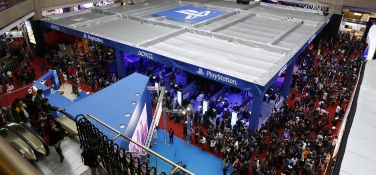 電玩展系列報導(二)/No.1 的電玩展:台北國際電玩展