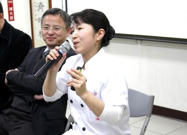 陳云玲從不懂網路到親自經營鼎太公的官網與關鍵字