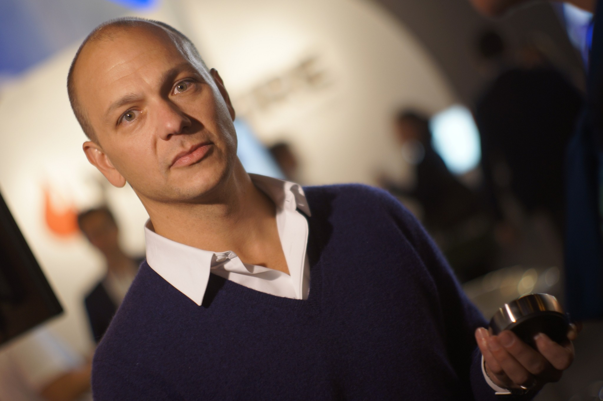 Nest Lab 創辦人兼 CEO Tony Fadell。圖片來源:OFFICIAL LEWEB PHOTOS@flickr, by CC 2.0