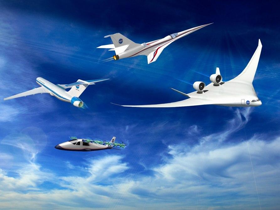 圖片來源: NASA / Boeing