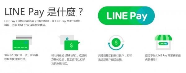 圖片來源:LINE Pay