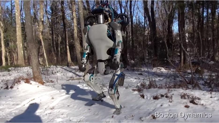 圖片來源:Boston Dynamics
