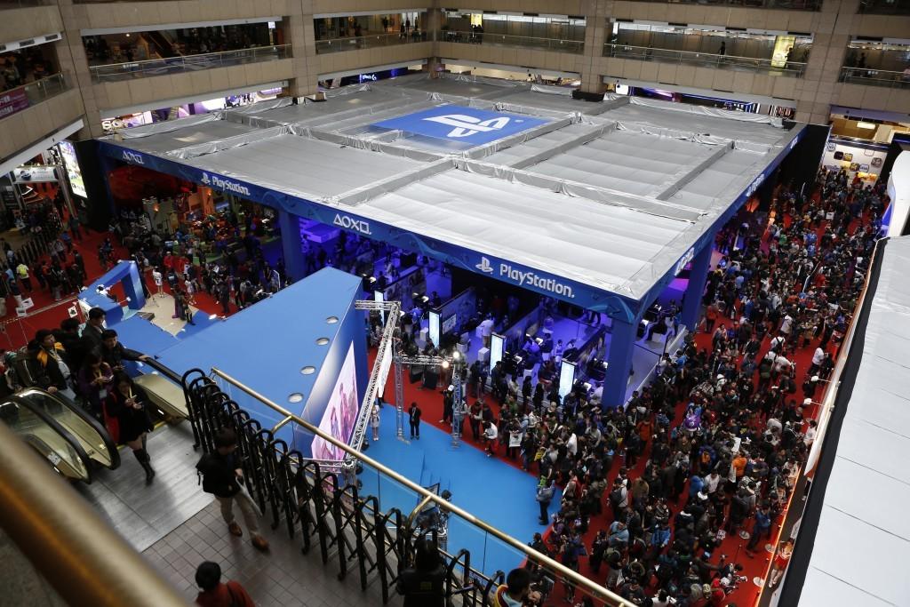 2016 台北國際電玩展(拍攝:PanX)