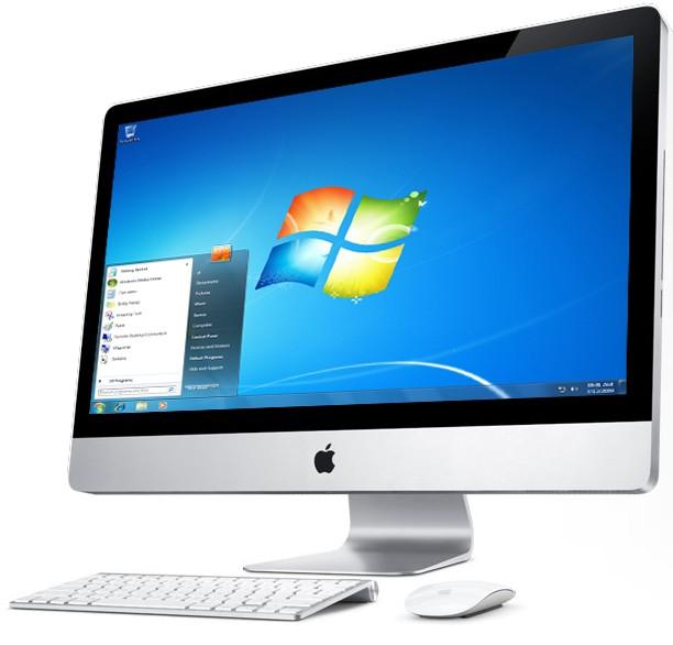 """在 10.6 """"Leopard"""" 版本中,Apple 首次推出了可協助於Mac 上安裝 Windows 系統的分割磁區軟體 Boot camp。 圖片來源:Digitaltrends"""