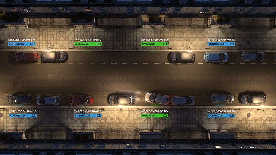 圖片來源:「Nissan: introducing the Fuel Station of the Future」影片截圖。