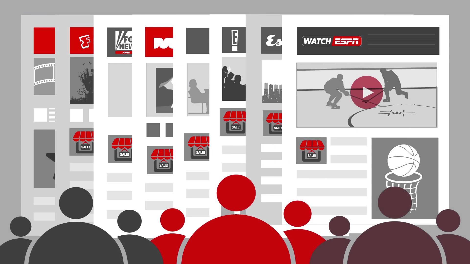 數位廣告沒有使用哪項科技技術?