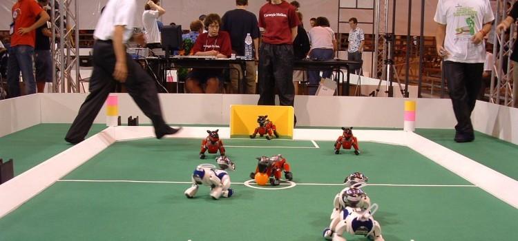 機器人專題(四)/機器人競賽觀戰指南-三大機器人競賽