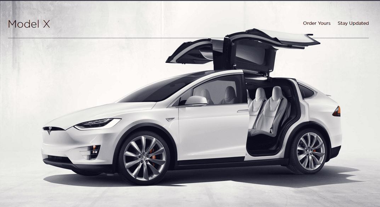 首圖來源:Tesla Motor 官網截圖