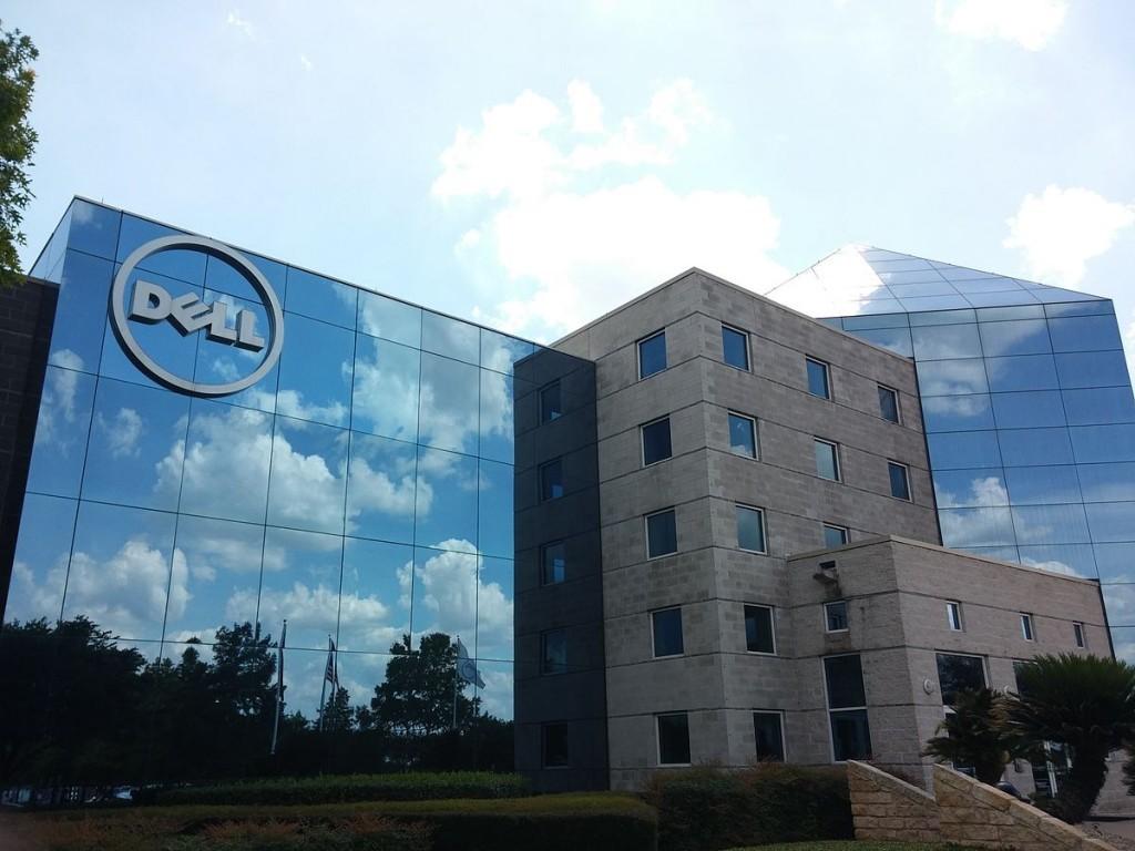 Dell 位於美國德州的總部。 圖片來源:Wikipedia