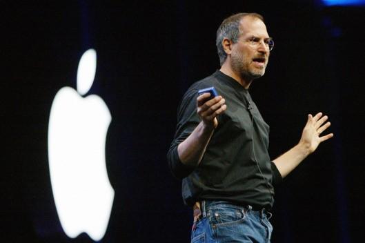 Apple 創辦人 Steve Jobs,Apple 立方店也是他的其中一項偉大發明。 圖片來源:Getty Images