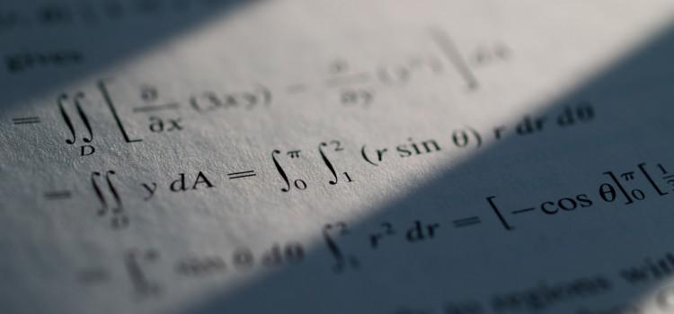 大數據專題(四)/從演算法到金融交易,數學在資料科學中無所不在