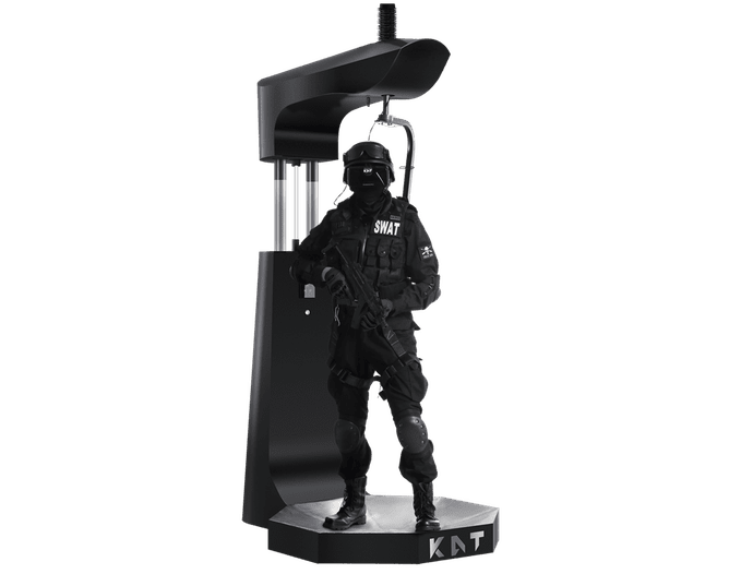 圖片來源:Kickstarter, KAT Walk VR