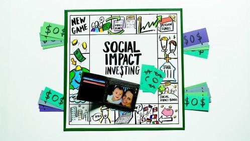 圖片來源:Social Impact Investment - Turn Your Money Into Real Change 影片截圖。