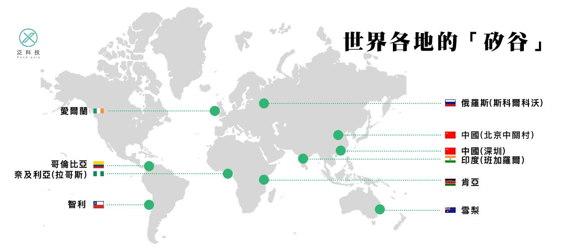 世界各地的矽谷02