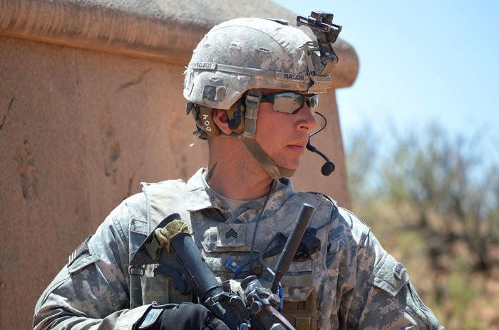 圖片來源: Betty Boomer/U.S. Army