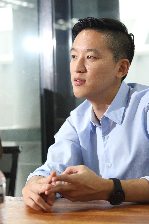 Uber 台灣總經理顧立楷認為,共享經濟講究效率的精神,非常適合台灣。