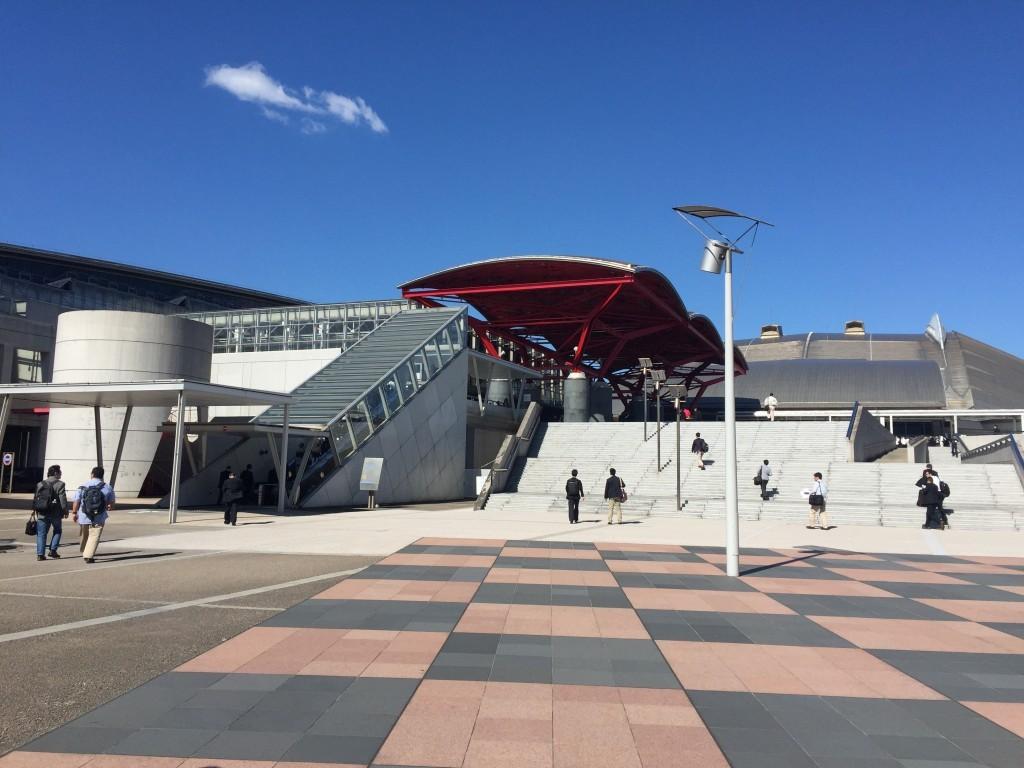 日本千葉幕張 Messe 展覽館