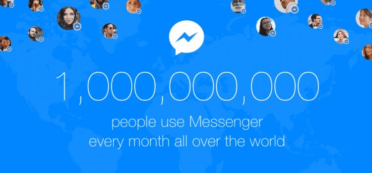 臉書 Messenger 月活躍破十億用戶。Google 如何用人工智慧省電 PanX 科技報報