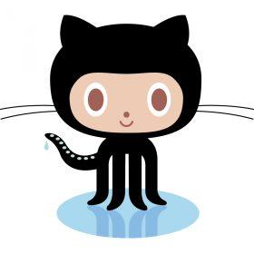 Github吉祥物--章魚貓。圖片來源:photo via thekirbster@flickr, CC License