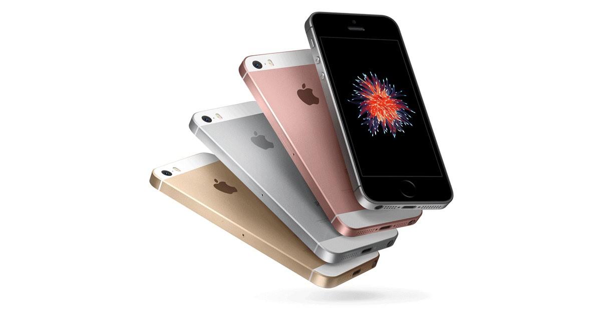 iPhone SE圖片來源:Apple