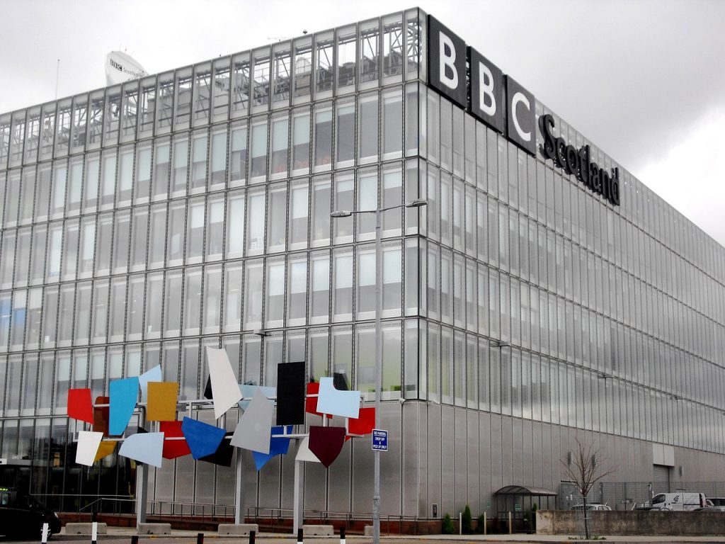 現在的 BBC,圖片來源:Pixabay