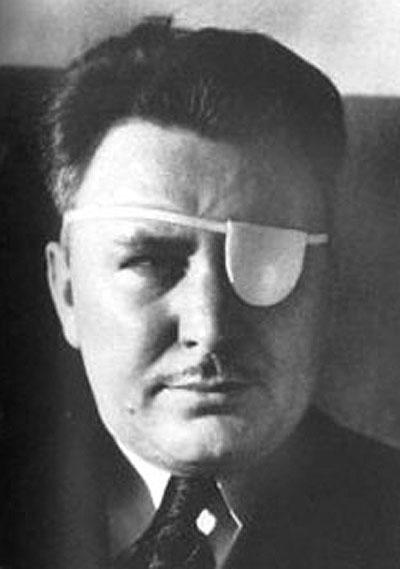 懷利波斯特與它著名的眼罩造型。圖片來源:GenDisasters