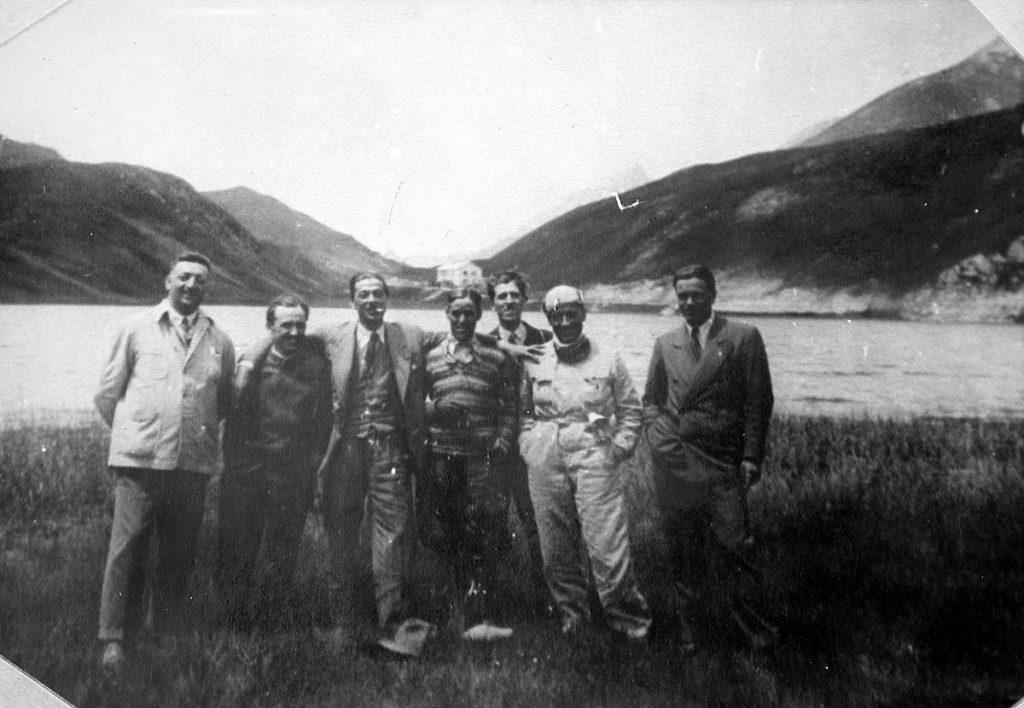 愛快羅密歐下的法拉利車隊,圖片來源:Wikimedia。