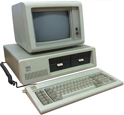 IBM 5150。圖片來源:Ruben de Rijcke , CC 3.0
