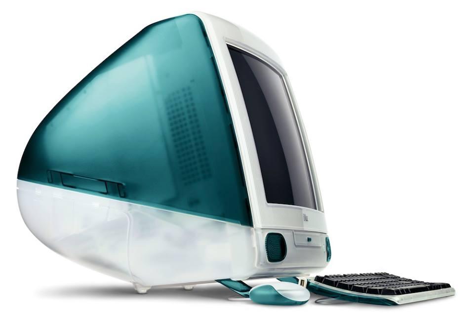 iMac G3,圖片來源:Wikimedia。