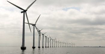 全球離岸風電大廠丹能風力現身「2016 再生能源週」,看好台灣離岸風力發展