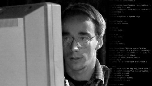 Linus Torvalds。圖片來源:Athanasios Kasampalis@flickr, by CC 2.0