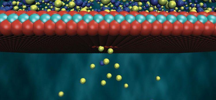 藍能來襲!科學家研發新滲透壓發電機,只需淡水和海水就能發電