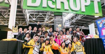 台灣新創競技場 TSS 率 12 組科技新創前往 TechCrunch Disrupt,搖滾矽谷新創聖地