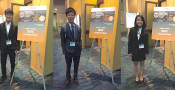 臺大機械系團隊勇闖美國創新設計模擬國際挑戰賽,奪得商用軟體組冠軍