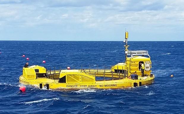 Lifesaver 海浪發電機。圖片來源:Sea Engineering, Inc