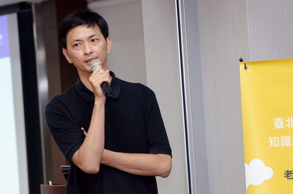 Jack Tseng, founder of iAunty