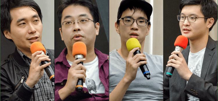 心不死、血還熱!台灣遊戲創業人齊聚,談做遊戲的怎麼「務實」|老闆學校講座