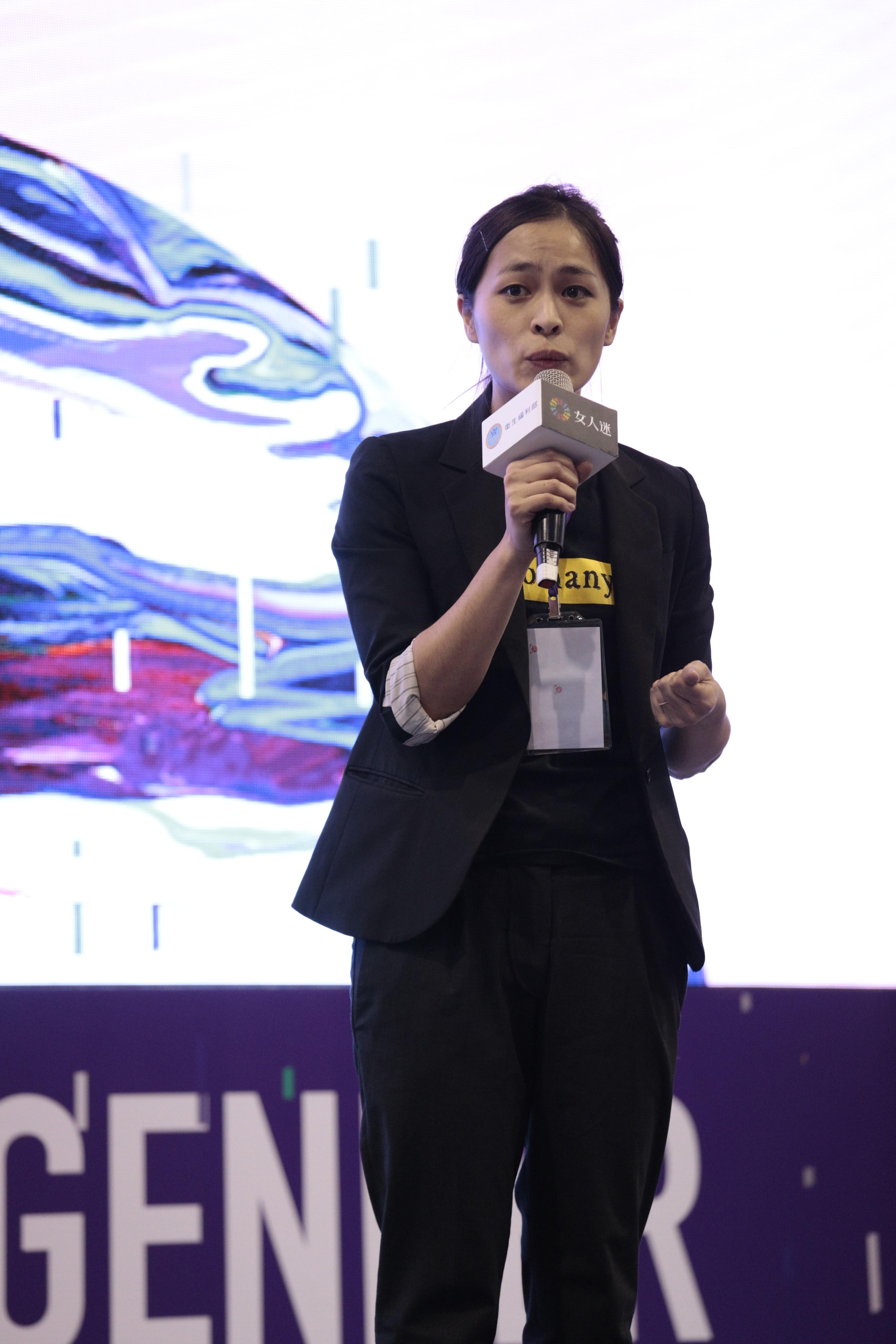 女人迷執行長張瑋軒召集百位駭客,用具體實踐、以科技溫柔對話