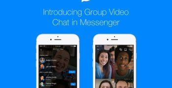 Messenger 群組視訊通話功能上線,50 人也能一起聊