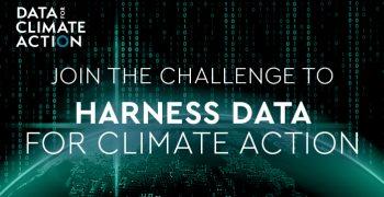 用資料科學與大數據對抗氣候變遷吧!聯合國「氣候數據行動」競賽開跑